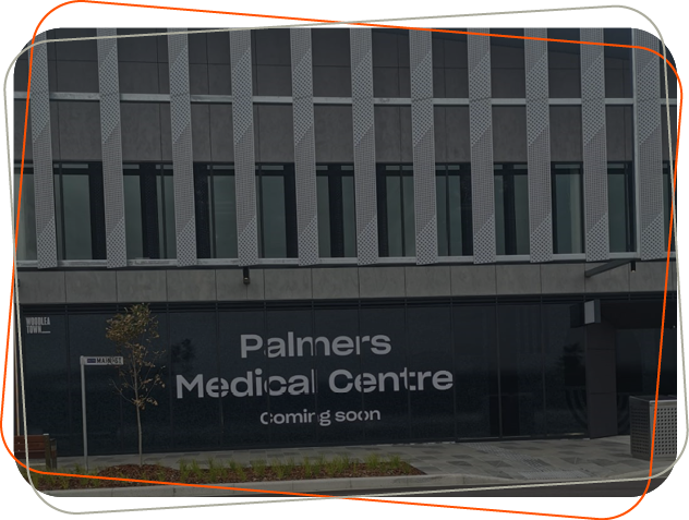 Book at Woodlea Palmers Medical